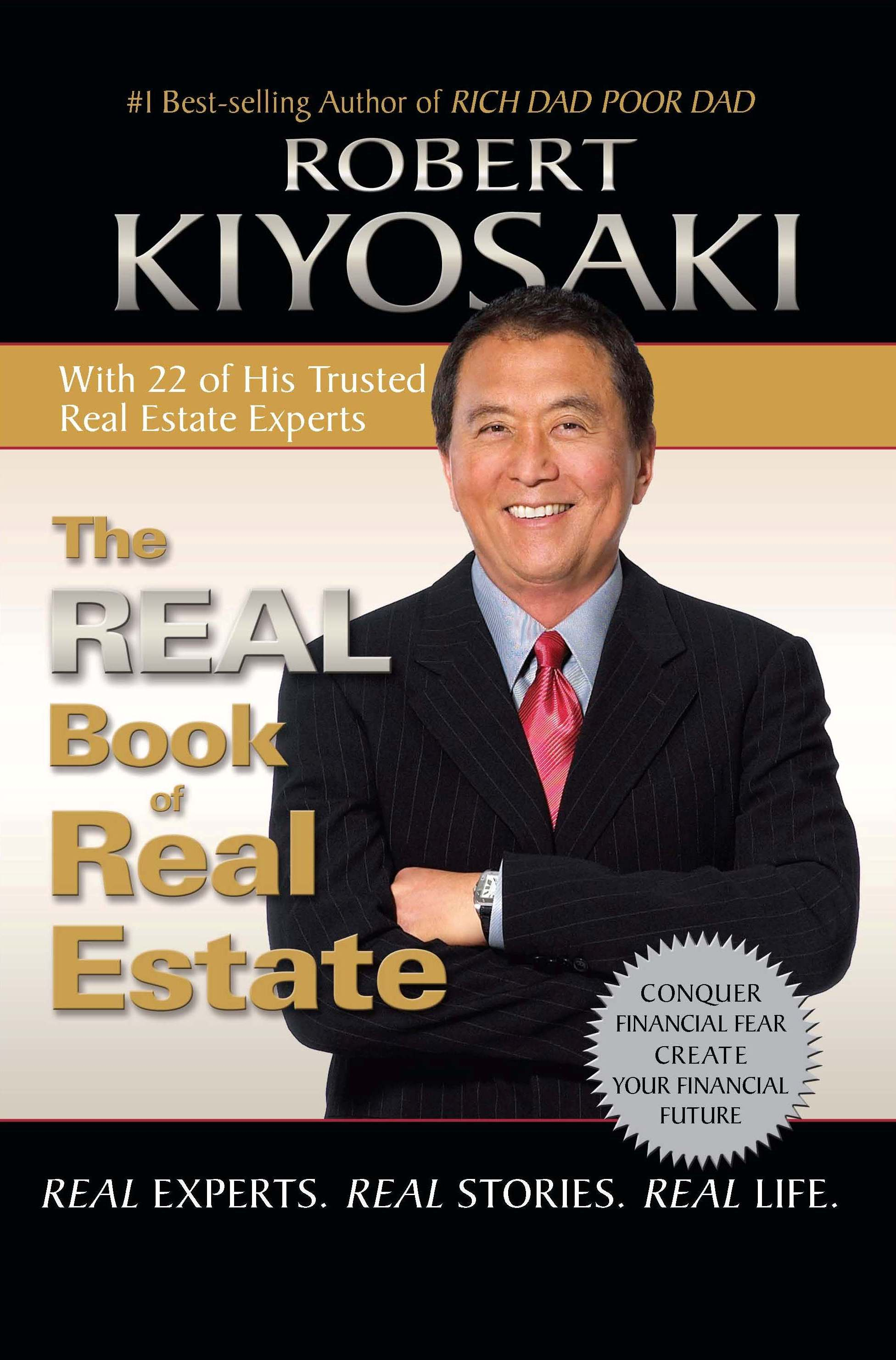 The Real Book of Real Estate by Robert Kiyosaki