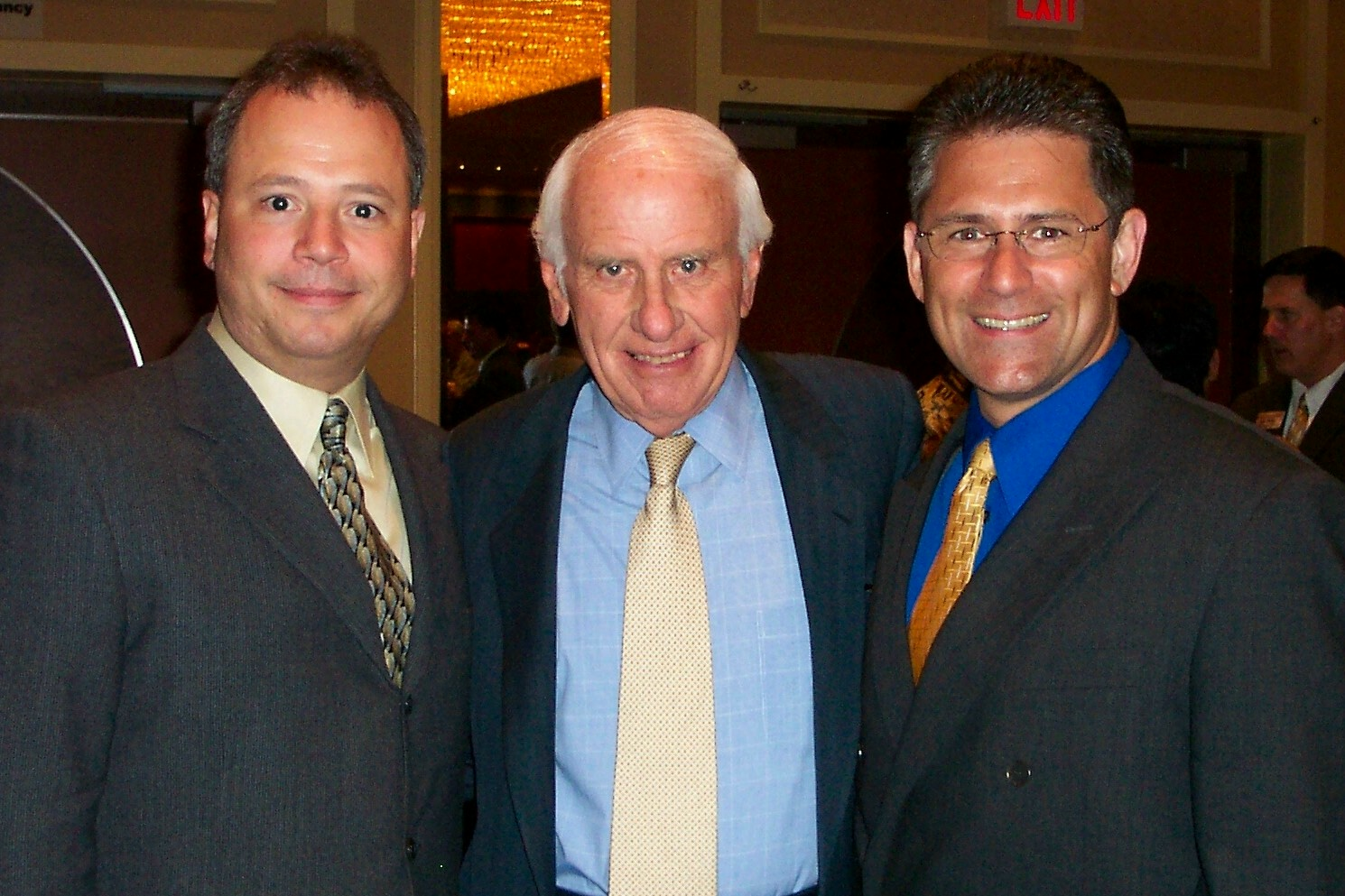 Robert Helms and Russell Gray were blessed to hang out with the late great Jim Rohn