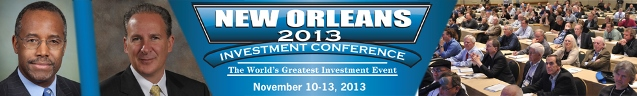 New Orleans Investment Conference 2013