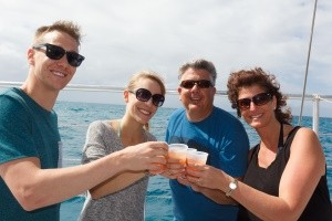 Plus Private Receptions, Dinner Discussions and our famous and fun Social Shore Excursions where you'll make new friends…