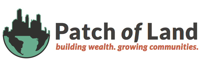 Investing in single family homes with patch of land crowdfunding